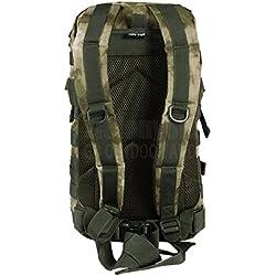Mil-Tec MOLLE US Assault Pack A-TACS FG ,Taille unique