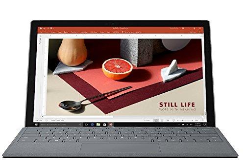 Microsoft Surface Pro Laptop (Windows 10, 8GB RAM, 256GB HDD) Silver Price in India