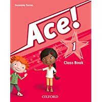 Pack Ace! 1. Class Book And Songs (+ CD) - 9780194007665