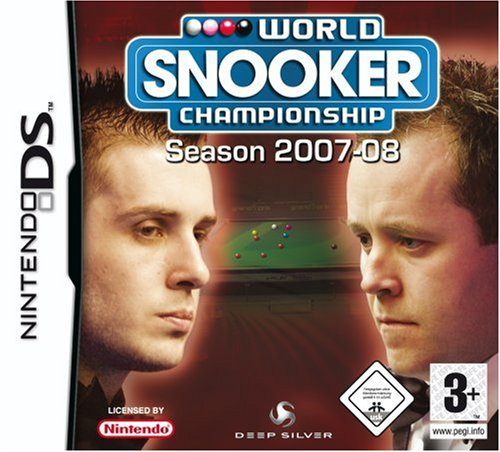 World Snooker Championship 2007/2008 - Ds-sport-spiele