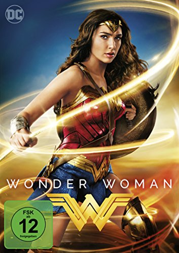Wonder Woman auf DVD