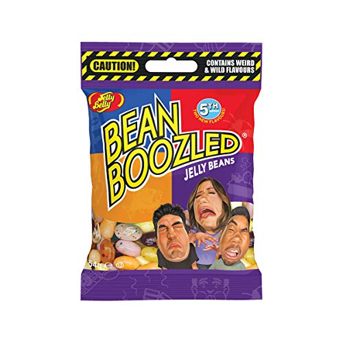 Jelly Belly Bean Boozled Jelly Beans 54g Beutel 4TH Edition (6er Pack)