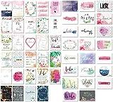 Liebchen & Co Postkarten Hochzeit 52 Wochen - 52 Postkarten - Ein Jahr lang jede Woche eine Karte -kreatives Hochzeitsgeschenk - Hochzeit Postkarten Spiel