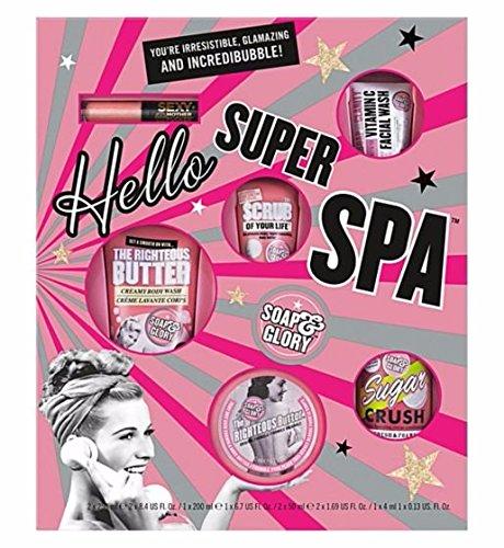 Soap and Glory Soaper Spa Gift Set