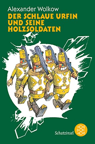 Buchseite und Rezensionen zu 'Der schlaue Urfin und seine Holzsoldaten (Die Wolkow-Zauberland-Reihe)' von Alexander Wolkow