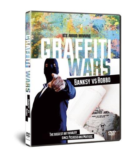 Banksy V Robbo - Graffiti Wars [DVD] [UK Import]