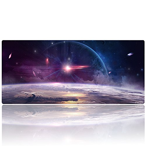 AliBli Large Gaming Mouse Pad XXL Extended Mat Tapete