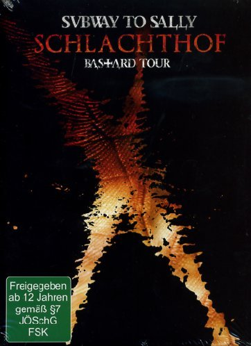 Subway To Sally - Schlachthof - Bastard Tour (Dvd+Cd) [Edizione: Regno Unito]