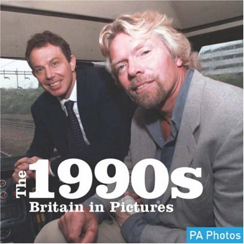 The 90s - Britain in Pictures - ideal gift