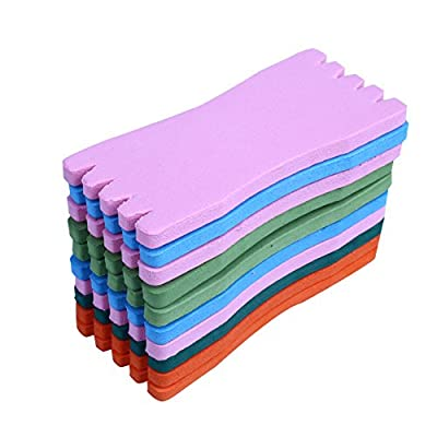 Forfar Foam Board 10Pcs EVA Foam Fish Winding Storage Boards Fishing Line Wire Holders Carps Crucian Tackle Accessories from Forfar
