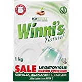 Winni 'ssal Lave-vaisselle, marin purissimo1000g – [Pack de 3]