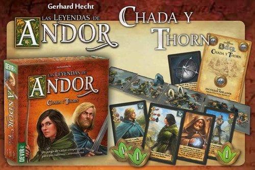 Leyendas de Andor, Chada y Thorn