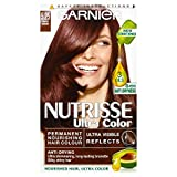 5.25 Frosted Chestnut Brown : Garnier Nutrisse Ultra Color 5.25 Chestnut Brown Permanent Hair Dye