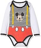 Disney 160604, Body para Bebés, (Blanc)