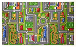 Associated Weavers Tapis Play City - 100x165