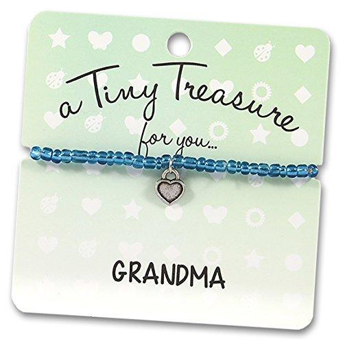Ein personalisierbar Tiny Schatz für Sie... Oma. Armband