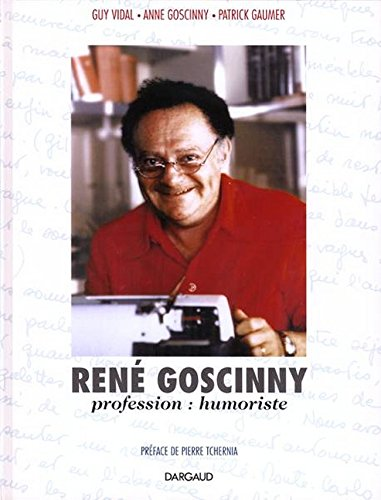 René Goscinny, Profession humoriste