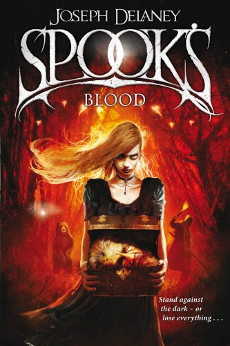 The Spook's Blood: Book 10 (The Wardstone Chronicles, Band 10) (Super Spook)