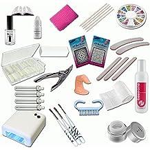 Kit de introducción Starter set Nail PHASE ONE - Nail Set – Kit de introducción – Centro de belleza portátil