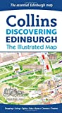 Discovering Edinburgh Illustrated Map