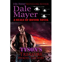 Tyson's Treasure: A SEALs of Honor World Novel (Heroes for Hire Book 10)