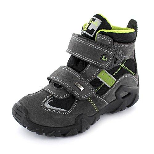 Lurchi Jungen Mats-Tex Kurzschaft Stiefel Grey 45