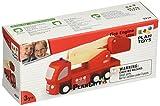 Plantoys, 6234, Camioncino dei pompieri, in legno