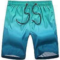 Men Board Beach Shorts Swim Bathing Surf Suit Trunks Drawstring Swimwear Swimsuit Quick Dry Sport Pants