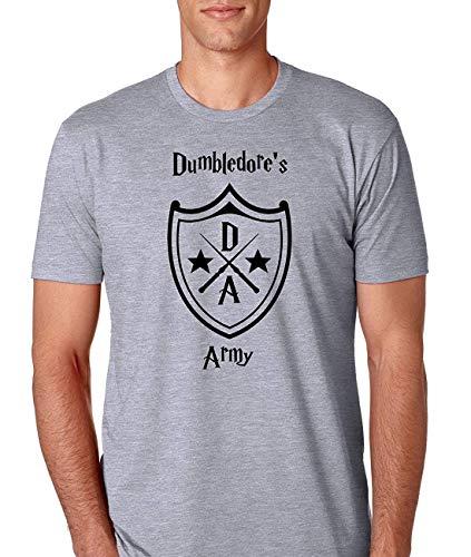 Ilion Clothing Co. Das Dumbledore-Armee-T-Shirt der Harry Potter-Männer, 5XL -