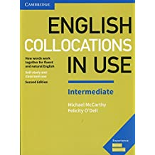 English Collocations in Use Intermediate Book with Answers Second Edition (Vocabulary in Use)
