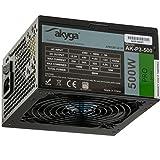 Akyga AK-P3-500 500W ATX Negro Unidad