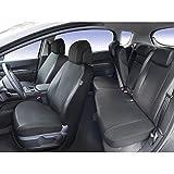 Fundas de asientos de coche - A Medida - Rápida instalación - Polipiel - Compatible Airbag - Isofix - 1012998