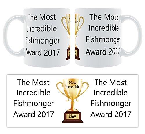 Die unglaublichsten Fischschere Award 2016–Keramik Tasse–Geschenk