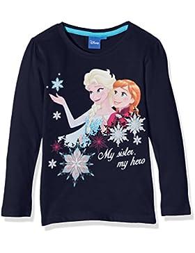 Disney Mädchen T-Shirt Frozen Eternal Winter