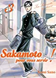 Telecharger Livres Sakamoto Pour vous servir Vol 3 (PDF,EPUB,MOBI) gratuits en Francaise