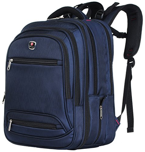 Binlion Taikes Laptop Backpack Up To 17-Inch Blue24