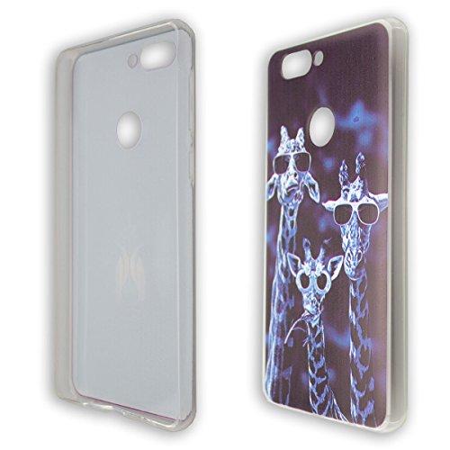 caseroxx TPU-Hülle für Elephone P8 Mini, Tasche (TPU-Hülle in Design)