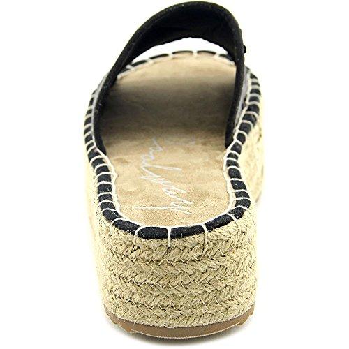 Coolway BoraBora Femmes Toile Sandale Black