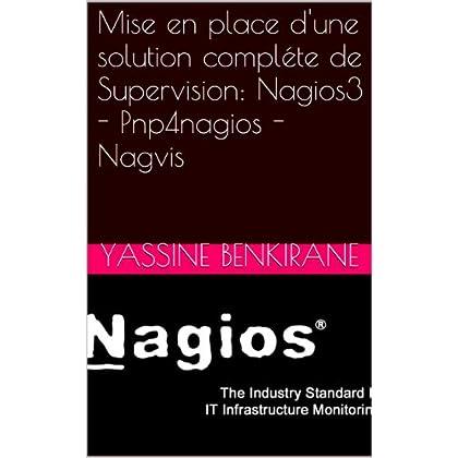 Mise en place d'une solution compléte de Supervision: Nagios3 - Pnp4nagios - Nagvis