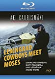 Les Leningrad Cow-Boys rencontrent Moise / Leningrad Cowboys Meet Moses (1994) [...