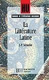 Littérature latine (HU