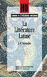 La littérature latine par Baratin