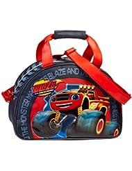 Karactermania Blaze Wheel Bolsa de deporte infantil, 38 cm, Gris