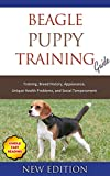 Beagle Puppy Training Guide: Training, Breed History, Appearance, Unique Health Problems, and Social Temperament