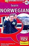 World Talk! Learn Norwegian: Improve Your Listening and Speaking Skills - Intermediate (PC/Mac)