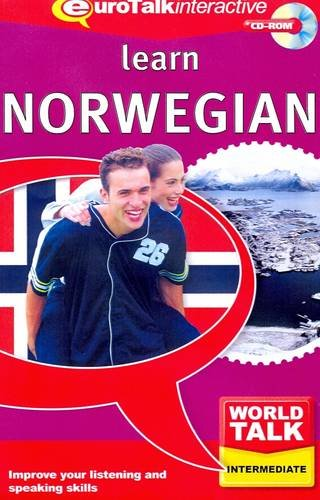World Talk! Learn Norwegian: Improve Your Listening and Speaking Skills - Intermediate (PC/Mac)