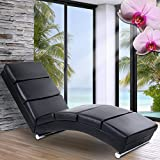 Miadomodo Relax Lounger Sofa Adjustable Chaise Lounger Chair Indoor Outdoor Sofa Day Bed