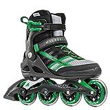 Rollerblade Rollerblade Inlineskate Fitness Recreational Macroblade 84Herren Erwachsene Fitness Inline-Skate-Räder, unisex, schwarz / grün