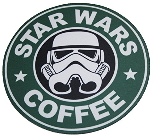 Alfombrilla Star Wars Coffee