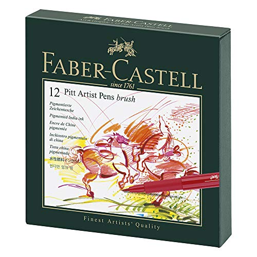 Faber-Castell Tuschestift Pitt Artist Pen Set